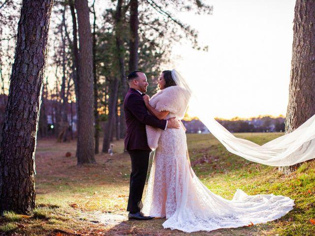 Troy and Jenniliz's Wedding in Egg Harbor City, New Jersey 39