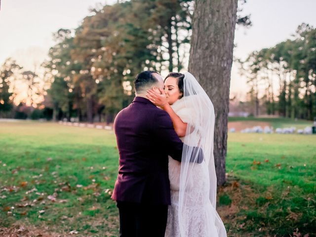 Troy and Jenniliz's Wedding in Egg Harbor City, New Jersey 40