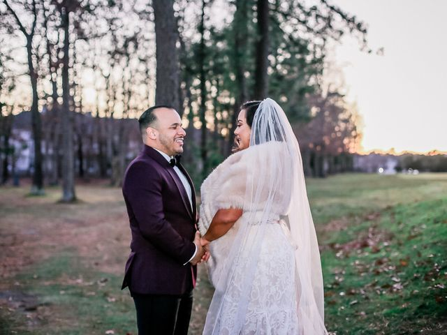 Troy and Jenniliz's Wedding in Egg Harbor City, New Jersey 41