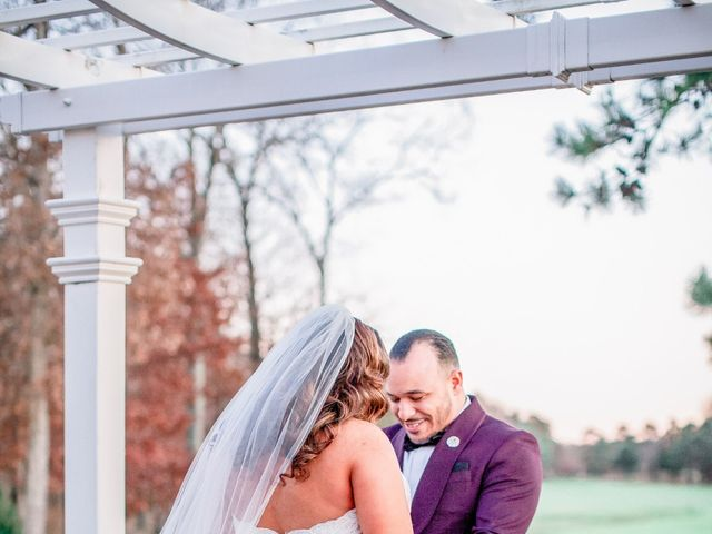 Troy and Jenniliz's Wedding in Egg Harbor City, New Jersey 42
