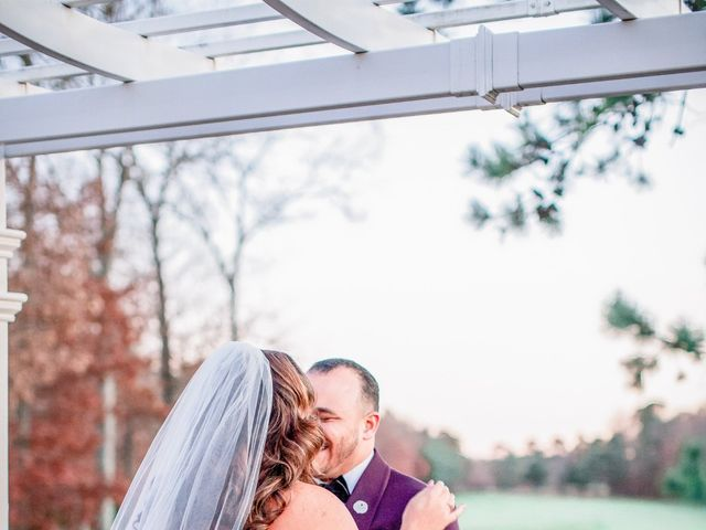 Troy and Jenniliz's Wedding in Egg Harbor City, New Jersey 43