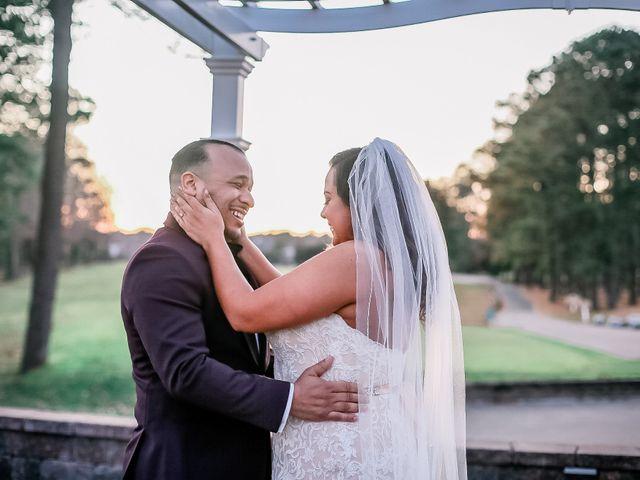 Troy and Jenniliz's Wedding in Egg Harbor City, New Jersey 44