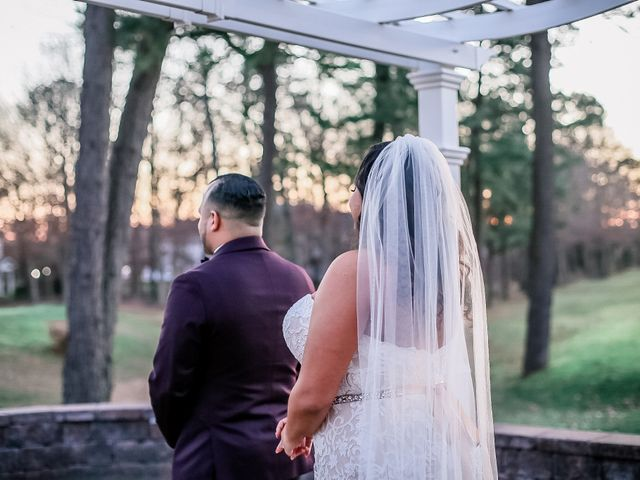 Troy and Jenniliz's Wedding in Egg Harbor City, New Jersey 45