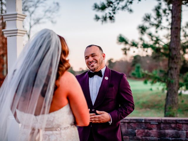 Troy and Jenniliz's Wedding in Egg Harbor City, New Jersey 46