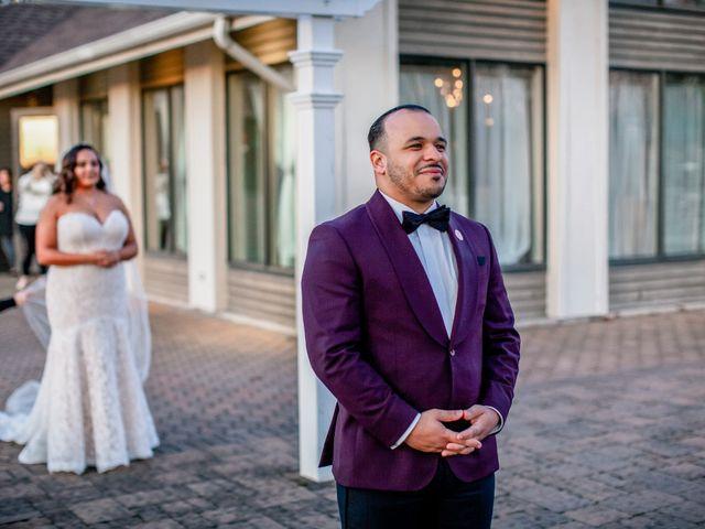 Troy and Jenniliz's Wedding in Egg Harbor City, New Jersey 47