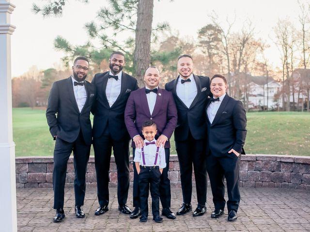 Troy and Jenniliz's Wedding in Egg Harbor City, New Jersey 50