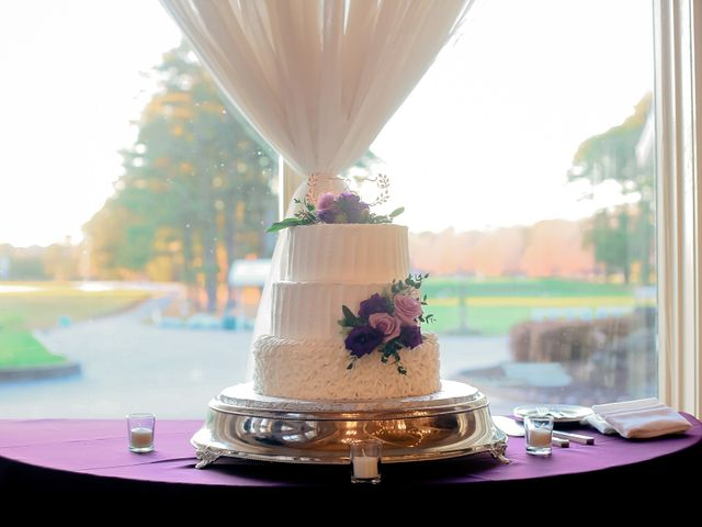 Troy and Jenniliz's Wedding in Egg Harbor City, New Jersey 57