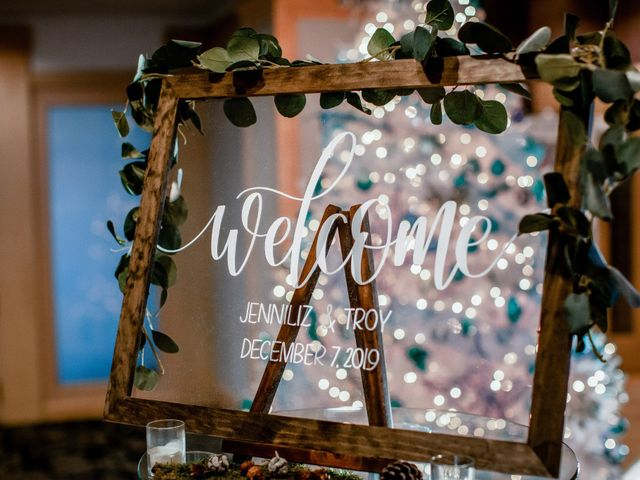 Troy and Jenniliz's Wedding in Egg Harbor City, New Jersey 60