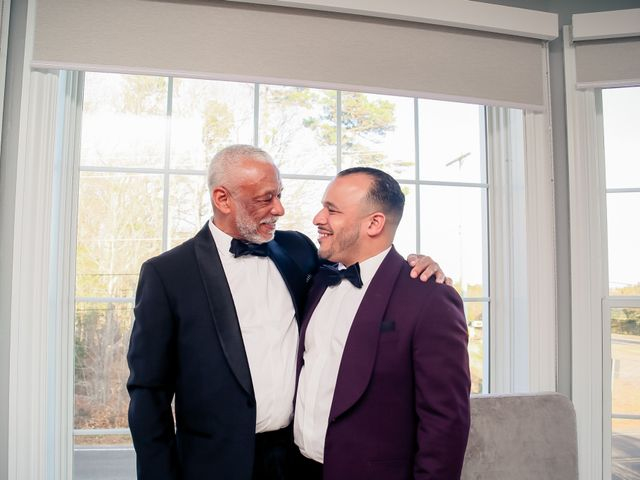 Troy and Jenniliz's Wedding in Egg Harbor City, New Jersey 65