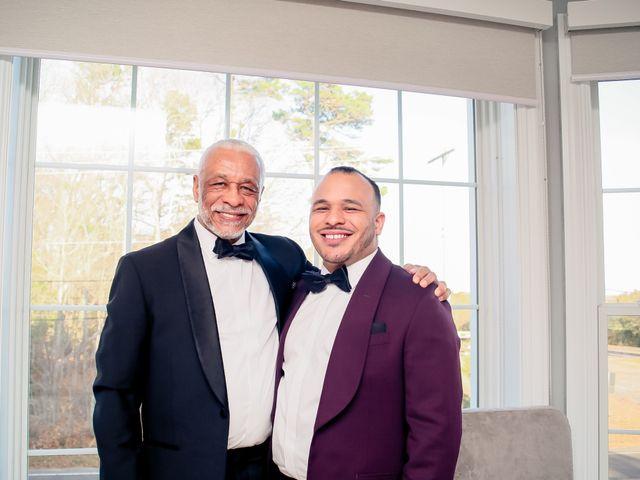 Troy and Jenniliz's Wedding in Egg Harbor City, New Jersey 66