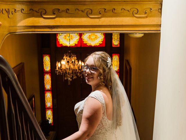 Lynnea and Michael's Wedding in Waterford, Pennsylvania 5