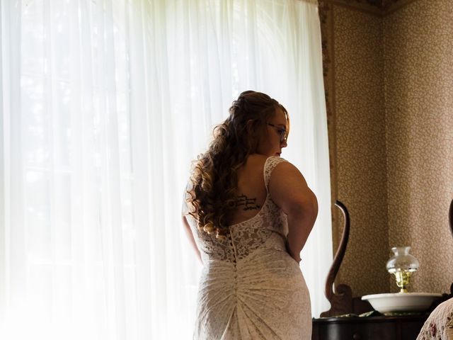 Lynnea and Michael's Wedding in Waterford, Pennsylvania 9