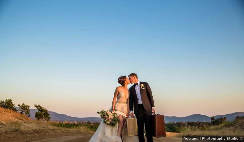 Mike and Natalia's Wedding in Temecula, California