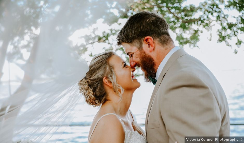 Amos and Caroline's Wedding in New Bern, North Carolina