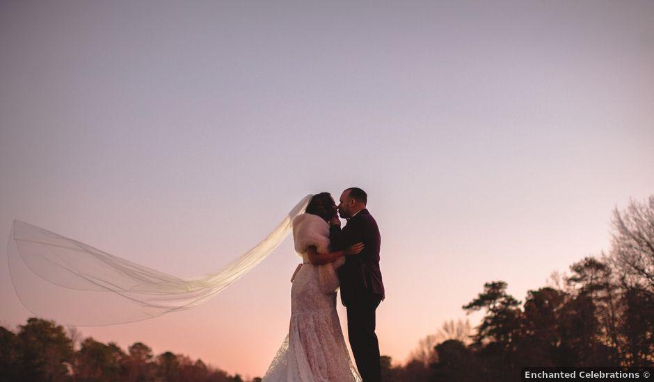 Troy and Jenniliz's Wedding in Egg Harbor City, New Jersey