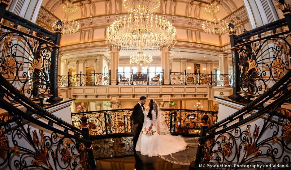 Ahmid and Sahar's Wedding in Florham Park, New Jersey