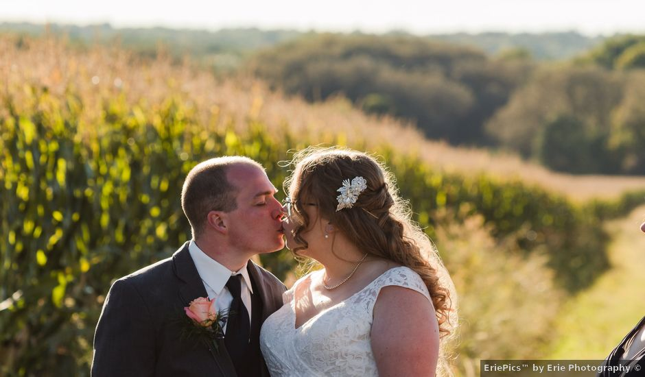 Lynnea and Michael's Wedding in Waterford, Pennsylvania