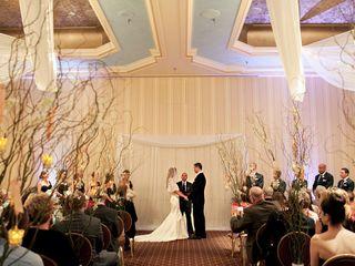The wedding of Dan and Megan 2