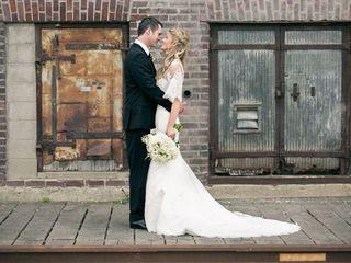 The wedding of Dan and Megan 3