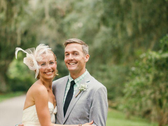 The wedding of Michael and Rachele