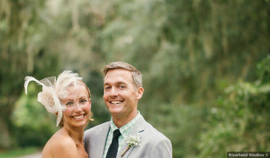 Rachele and Michael's Wedding in Charleston, South Carolina