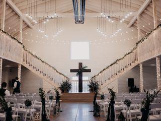 Chelsea and Trey's Wedding in Pangburn, Arkansas 3