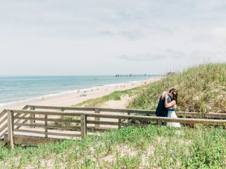 Jesse and Richard's Wedding in Nags Head, North Carolina 3