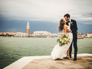 The wedding of luca and kirsten