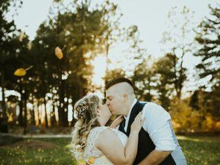 The wedding of Hannah and Gavin 2