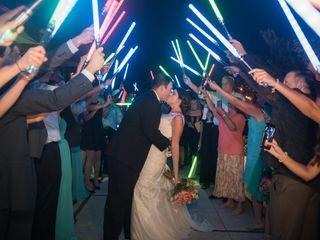 The wedding of John and Stephanie 2