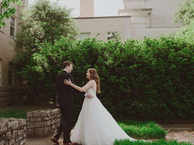 The wedding of Tara and Daniel