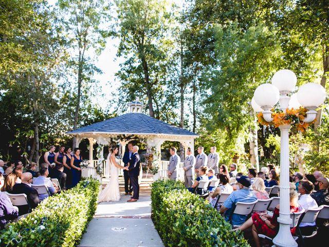 Matthew and Patricia's Wedding in Rancho Cucamonga, California 5