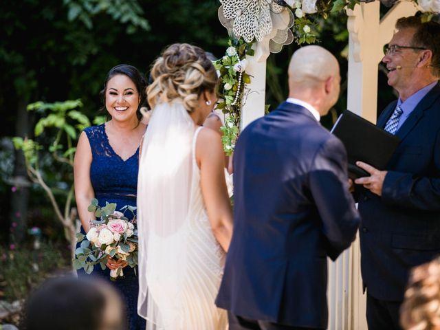 Matthew and Patricia's Wedding in Rancho Cucamonga, California 6