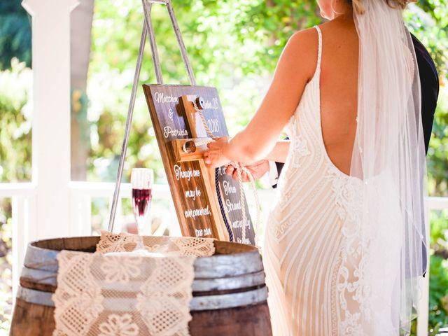 Matthew and Patricia's Wedding in Rancho Cucamonga, California 9