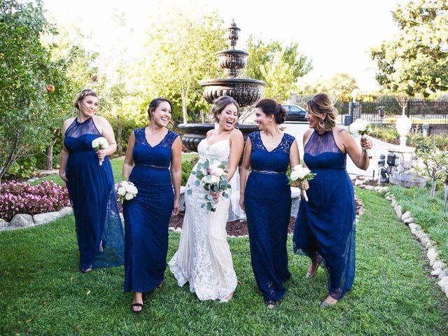 Matthew and Patricia's Wedding in Rancho Cucamonga, California 10