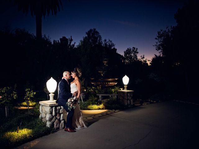 Matthew and Patricia's Wedding in Rancho Cucamonga, California 13