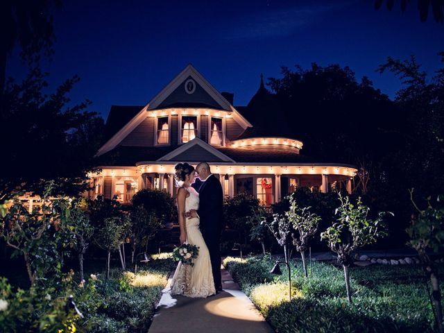 Matthew and Patricia's Wedding in Rancho Cucamonga, California 14