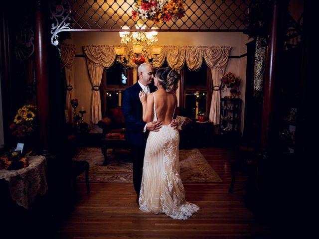 Matthew and Patricia's Wedding in Rancho Cucamonga, California 15