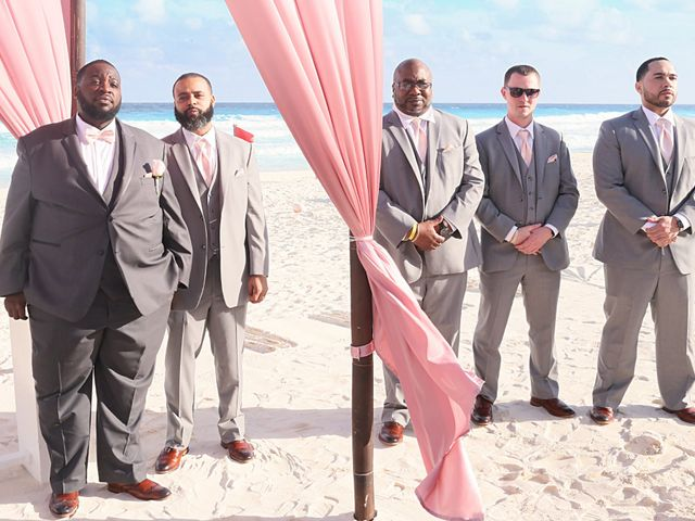 Bruce and Maya's Wedding in Cancun, Mexico 19