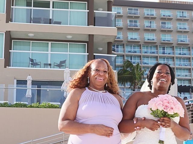 Bruce and Maya's Wedding in Cancun, Mexico 21