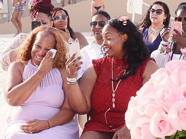 Bruce and Maya's Wedding in Cancun, Mexico 24