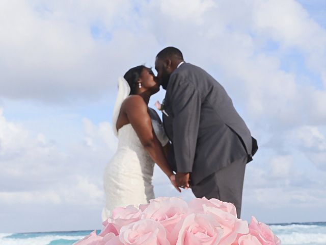 Bruce and Maya's Wedding in Cancun, Mexico 31