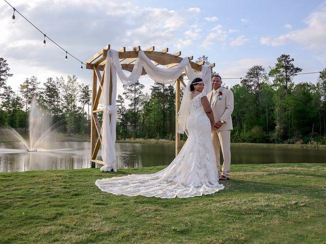 Jason and Shequita's Wedding in Griffin, Georgia 5