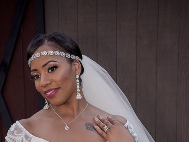 Jason and Shequita's Wedding in Griffin, Georgia 6