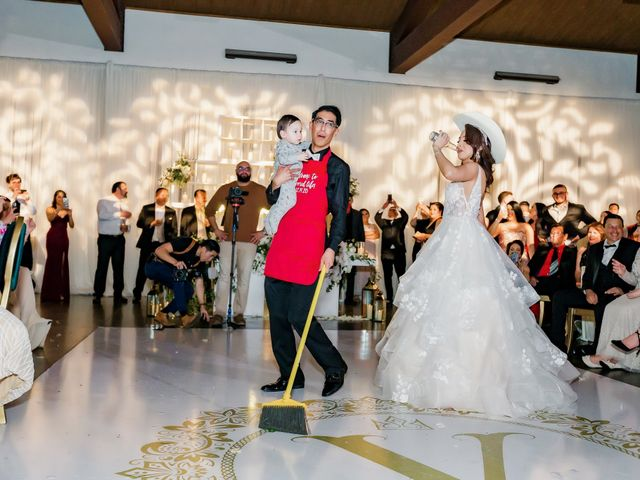 Dominique and Annette's Wedding in San Ramon, California 3