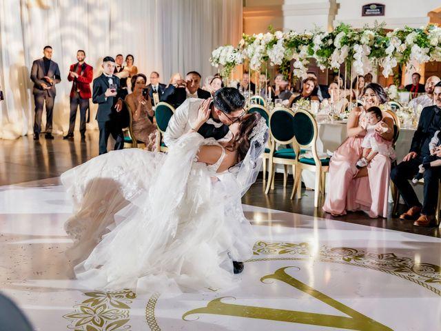 Dominique and Annette's Wedding in San Ramon, California 10