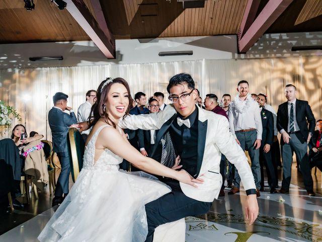 Dominique and Annette's Wedding in San Ramon, California 30