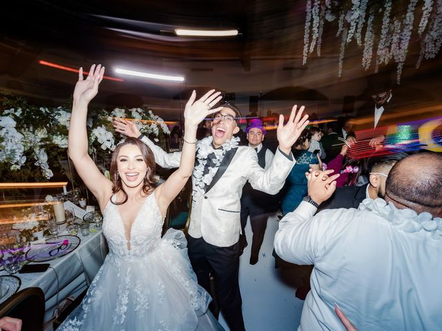 Dominique and Annette's Wedding in San Ramon, California 33