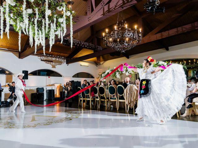Dominique and Annette's Wedding in San Ramon, California 43