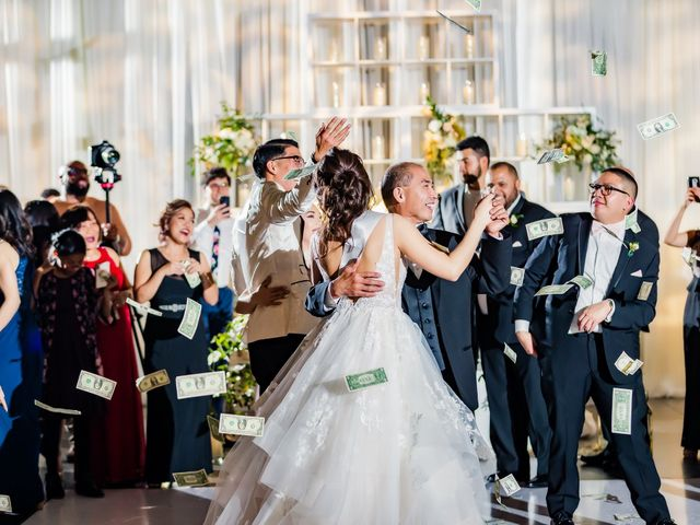Dominique and Annette's Wedding in San Ramon, California 88